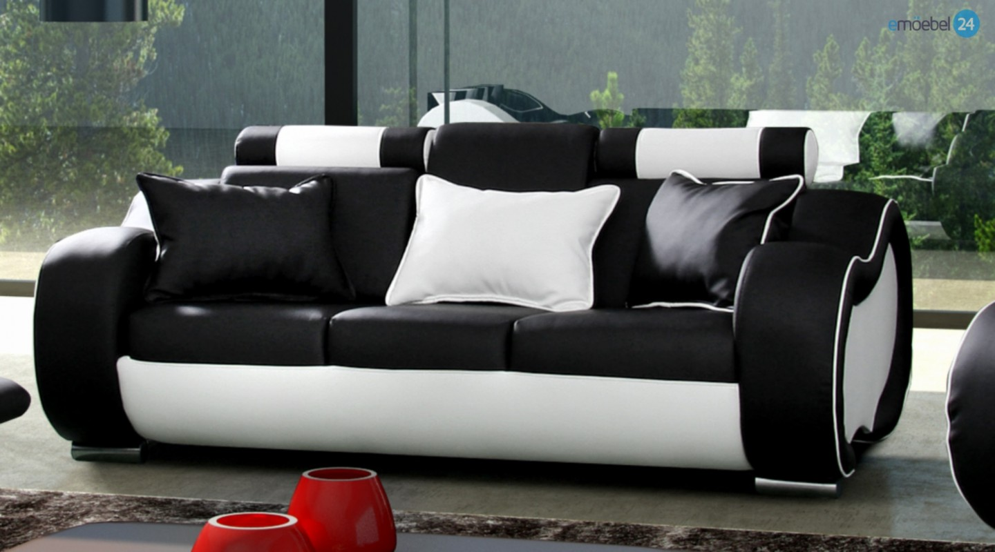 Best Alaska Set Couch Sofa With Polstermbel 3 2 1