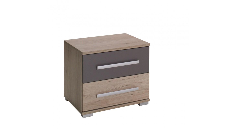 Schlafzimmer Dione Bett Kommode Nachttisch Schrank Emoebel24