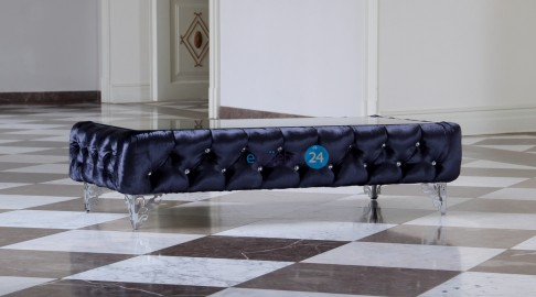 Chesterfield Glanz Couchtisch Mit Dem Glass Kollektion Glamour