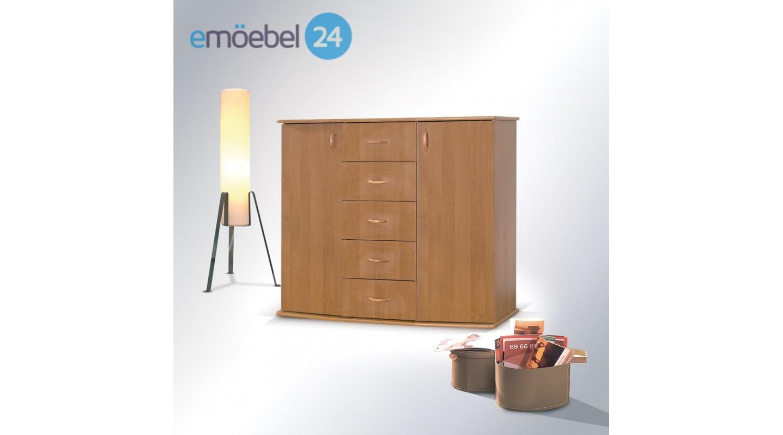 Kommode Max Wohnzimmer Garderobe Emoebel24