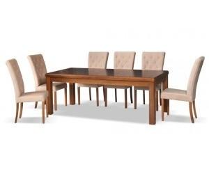 Tisch + Stühle